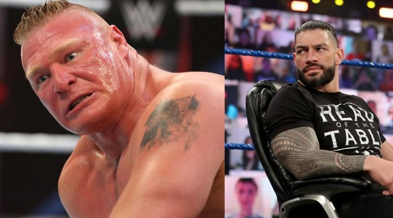 क्या आप चाहते हैं कि ब्रॉक लैसनर इस साल WWE Royal Rumble मैच जीत सकते हैं?
