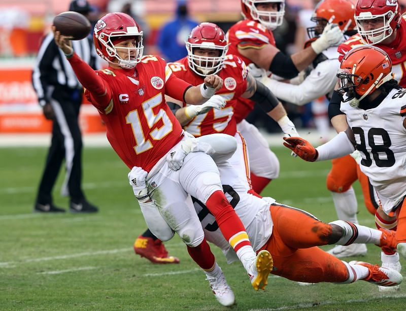 Divisional Round - Cleveland Browns v Kansas City Chiefs