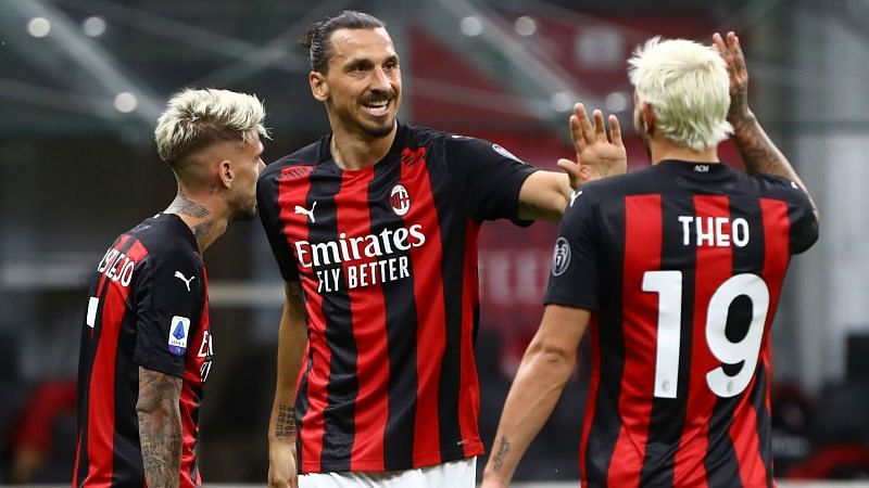 Milan have been beset by poor results lately