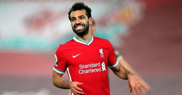 Mohamed Salah will be the top FPL captaincy option in Gameweek 22.