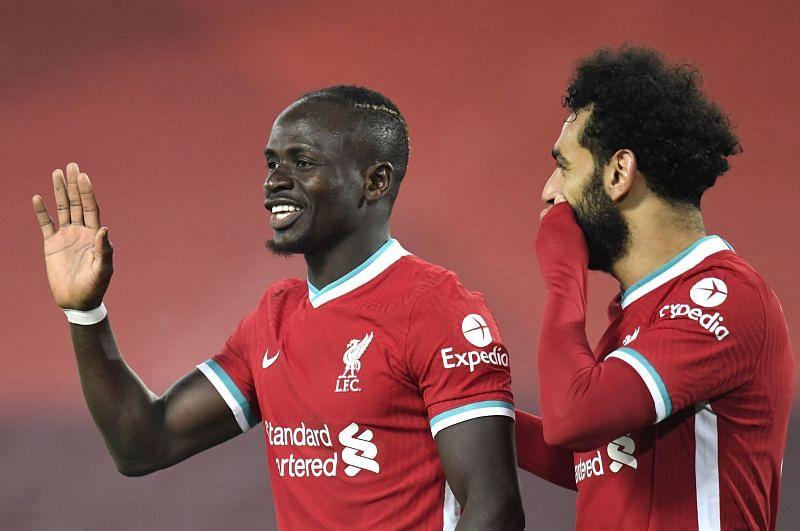 Liverpool protagoniza Sadio Mane y Mo Salah
