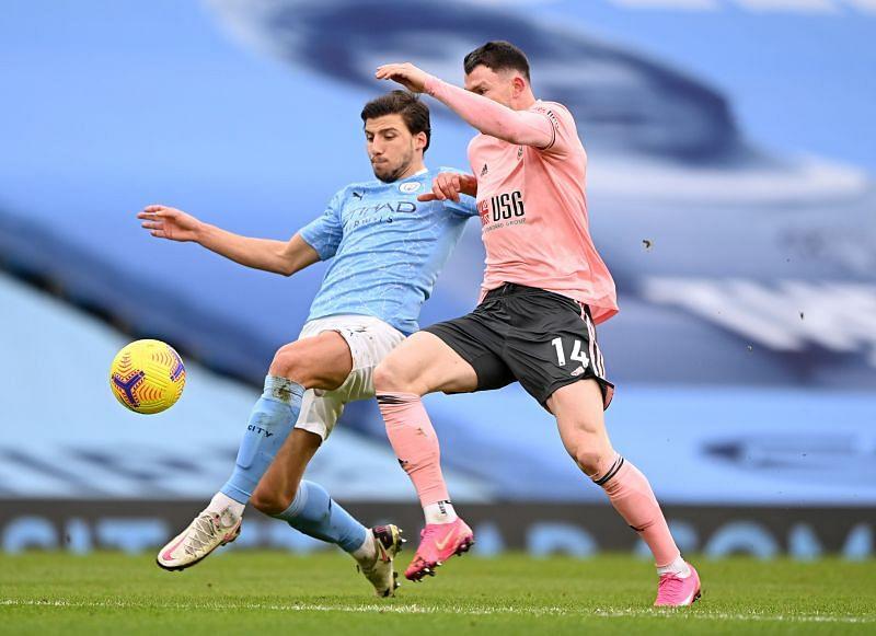 Manchester City have found a gem in Ruben Dias.