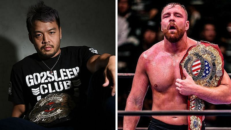 KENTA and Jon Moxley could finally meet in 2021