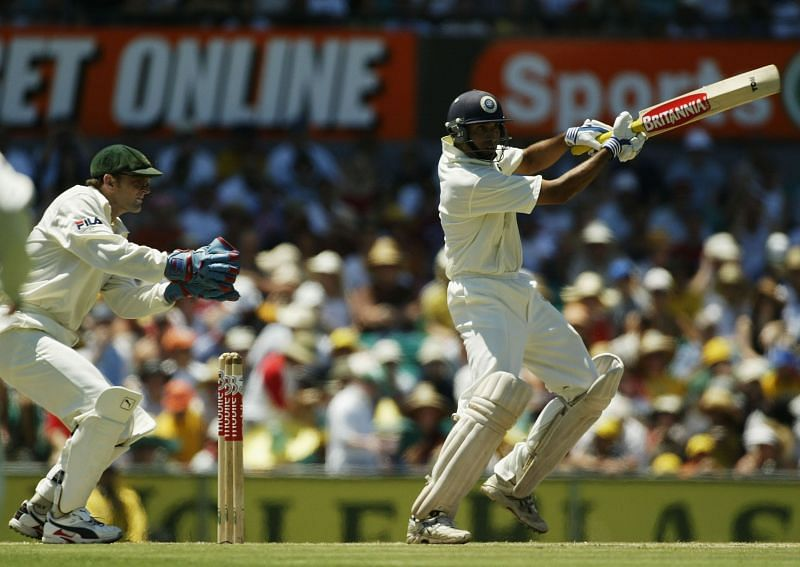VVS Laxman is one of ten Indian players to have scored Test hundreds at the SCG.