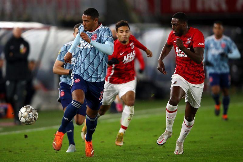 AZ Alkmaar take on Ajax this weekend
