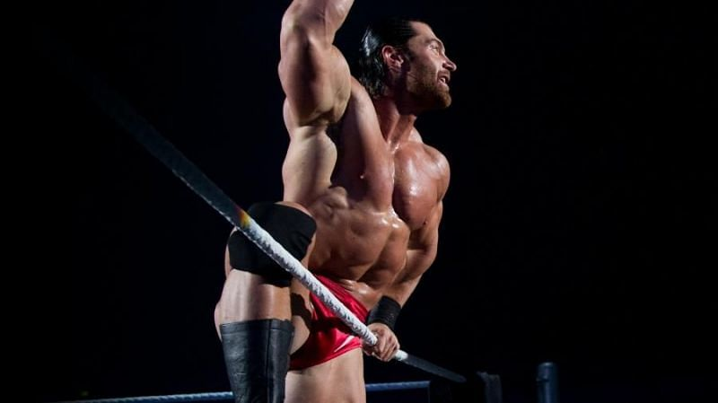 Mason Ryan debuted as a member of The New Nexus