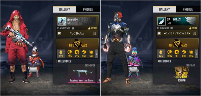 Garena Free Fire: Ajjubhai (Total Gaming) vs Syblus