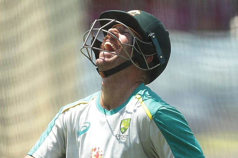 David Warner is likely to feel the pain if he is made to stretch forward