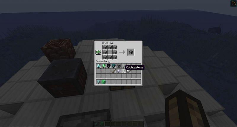 Ofen in Minecraft erstellen