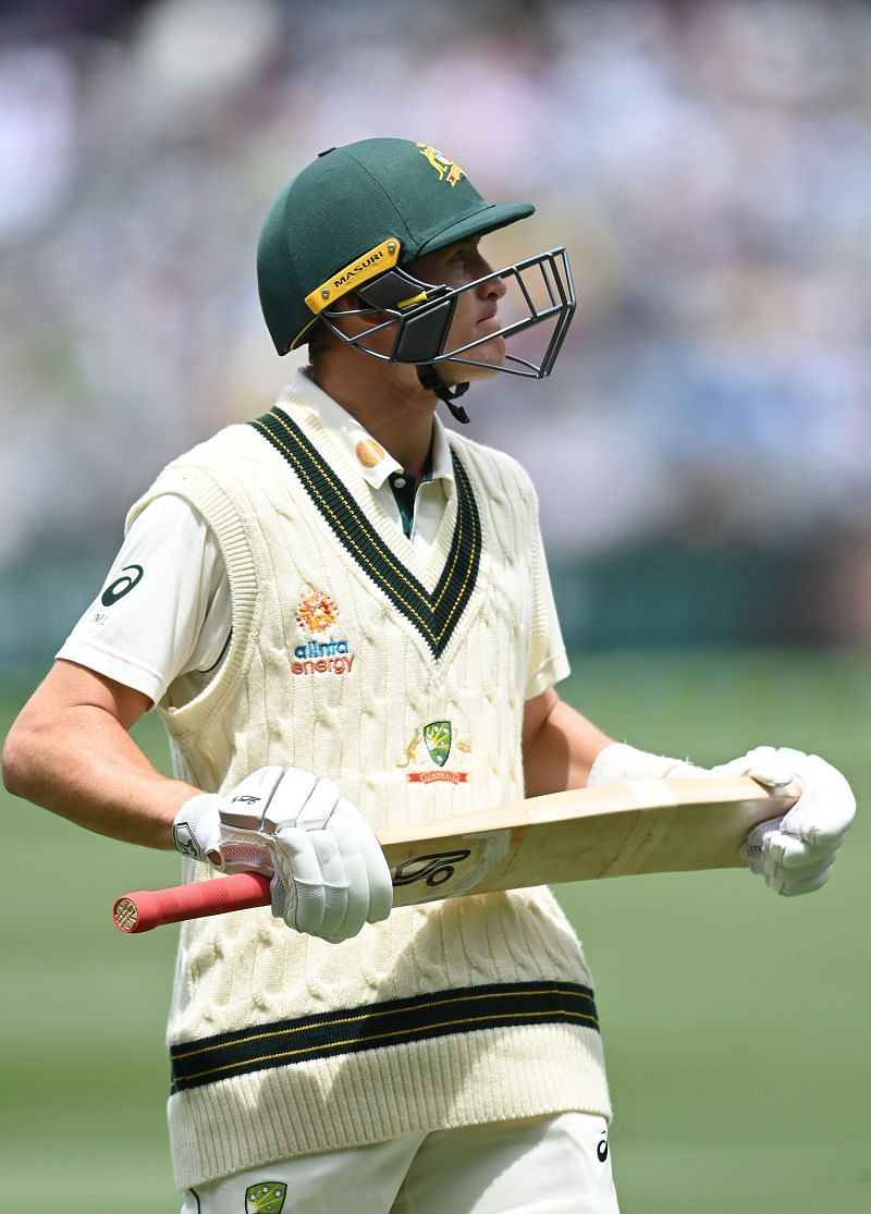 Marnus Labuschagne has got starts but is yet to make a score of note in the series