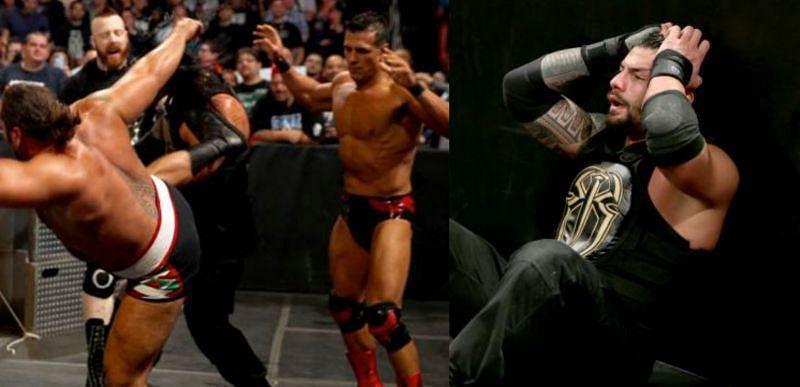 WWE Royal Rumble 2016 में रोमन रेंस