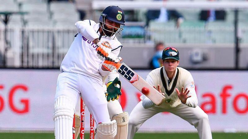 Ravindra Jadeja scored an important half century in the Boxing Day Test