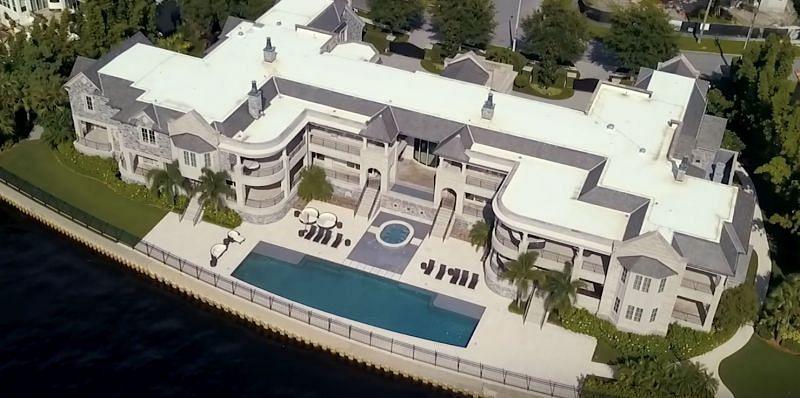 Mansion on Davis Islands