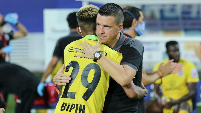 Bipin Singh has won the trust of Mumbai City FC