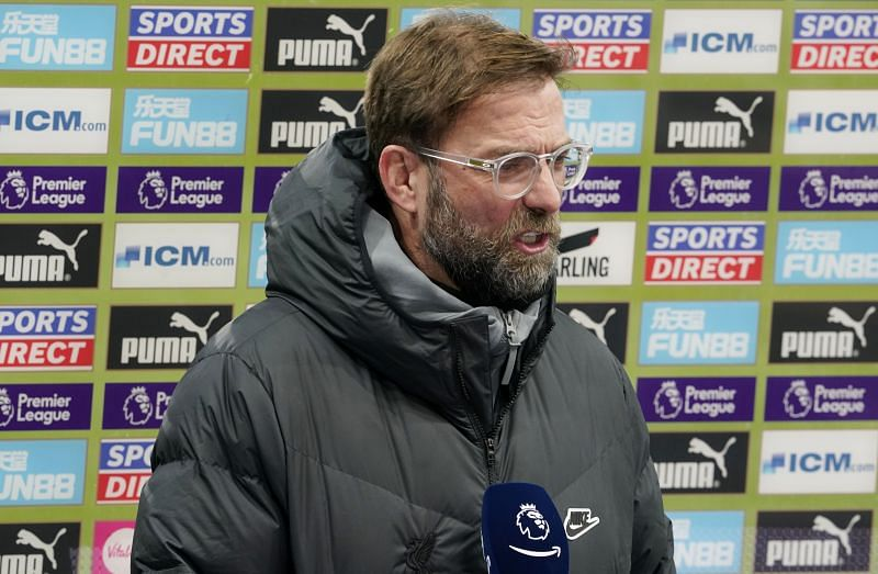 Jurgen Klopp has been successful at Liverpool