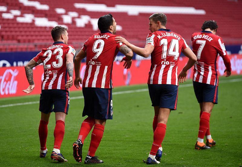 La Liga giants Atletico Madrid take on minnows Cornella in the Copa del Rey on Wednesday