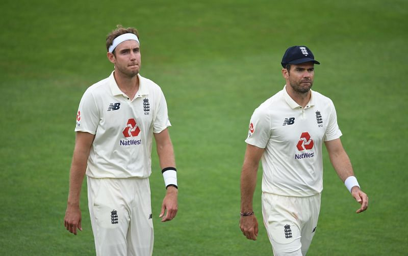 Nasser Hussain wants to see Anderson replace Broad in the England cricket team playing XI
