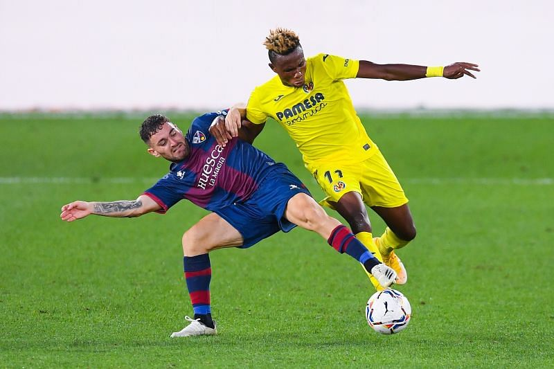 Villarreal take on SD Huesca this weekend