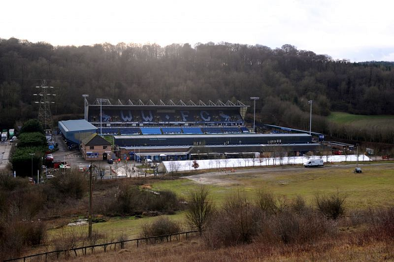 Wycombe Wanderers will hope to galvanise themselves for a tasty cup tie
