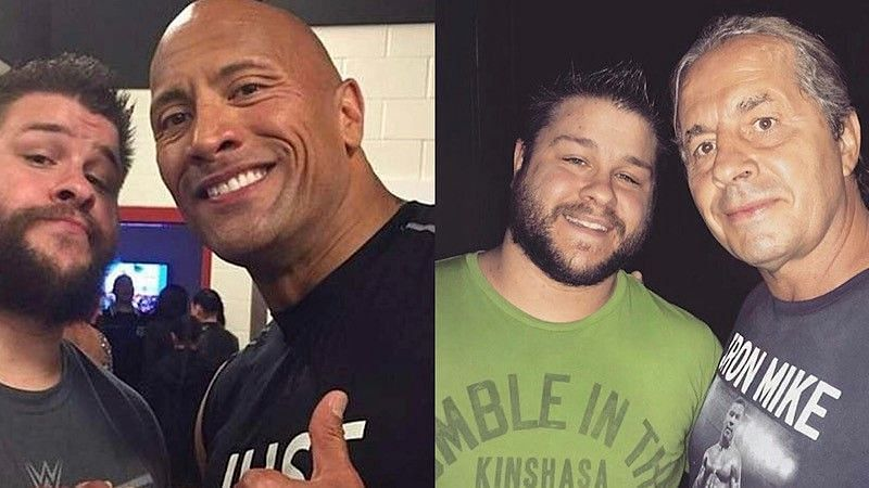 Kevin Owens is well thought of by many WWE legends.