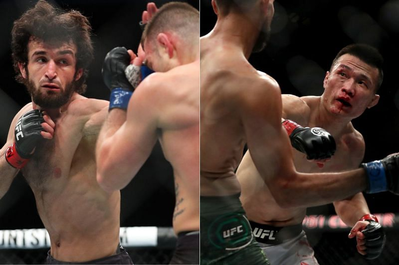 Zabit Magomedsharipov vs. The Korean Zombie - potential UFC 257 fight