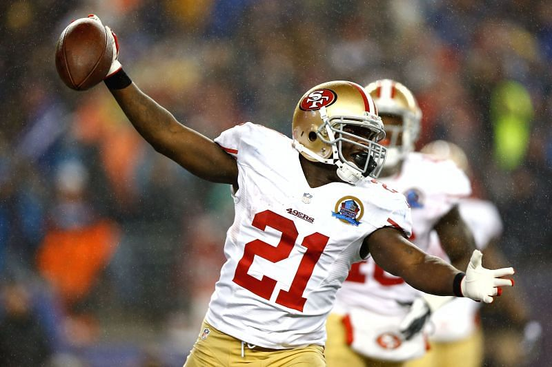 Frank Gore, during his time withSan Francisco 49ers