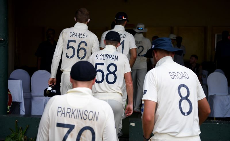The England players are in quarantine after Moeen Ali returned a positive COVID-19 test
