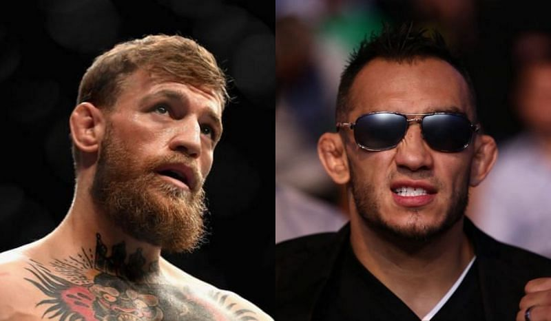 Conor McGregor declared he would be up to fight Tony Ferguson