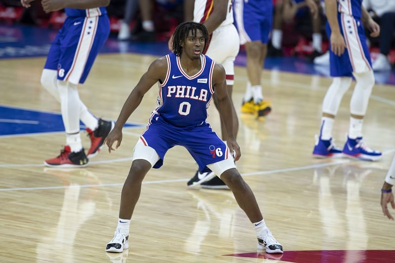 Tyrese Maxey has shown immense potential for the Philadelphia 76ers