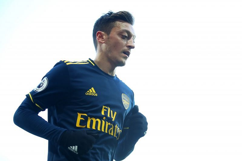 Ozil will finally get to play again.