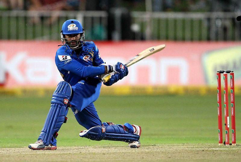 Dinesh Karthik played for the Mumbai Indians in IPL 2013