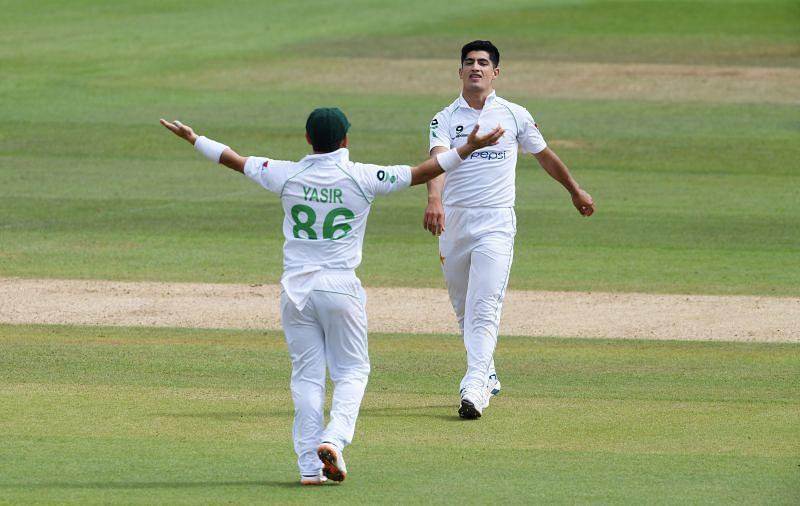 पाकिस्तानी गेंदबाज