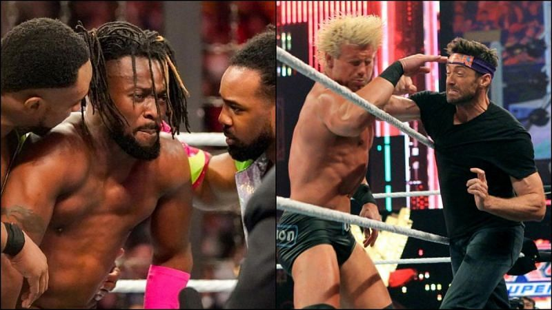 Several WWE Superstars have suffered jaw injuries during their matches