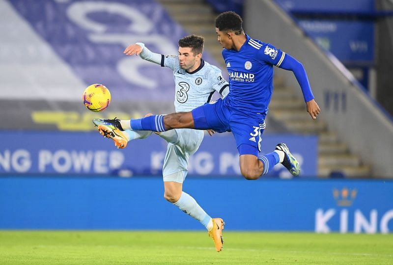 Fofana was excellent in the heart of the Leicester City defense.