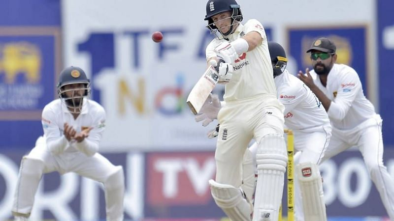 Joe Root employed quite a few sweeps and reverse-sweeps en route the 186 in the second Test