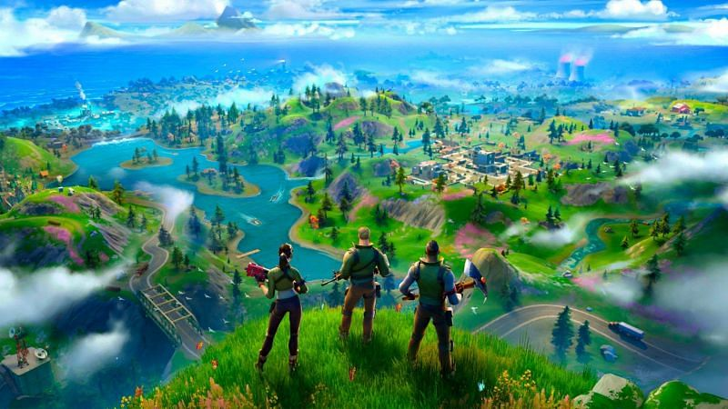 How to find Bigfoot in Fortnite Season 5 (Image via Epic Games)