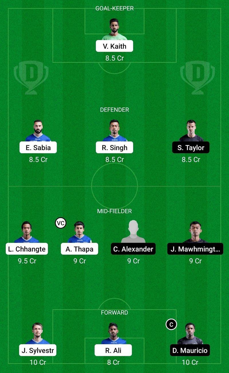Dream11 Fantasy suggestions for the ISL clash between Chennaiyin FC and Odisha FC