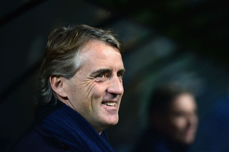 Roberto Mancini is an adept manager