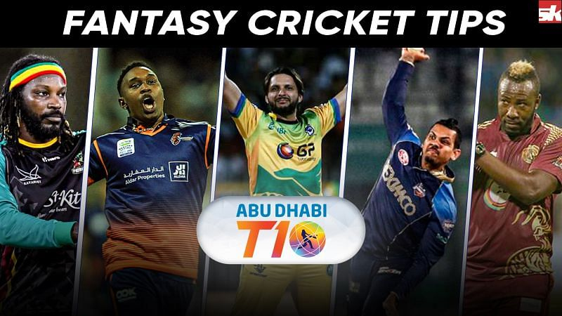 Abu Dhabi T10 2021 Dream11 Fantasy Tips