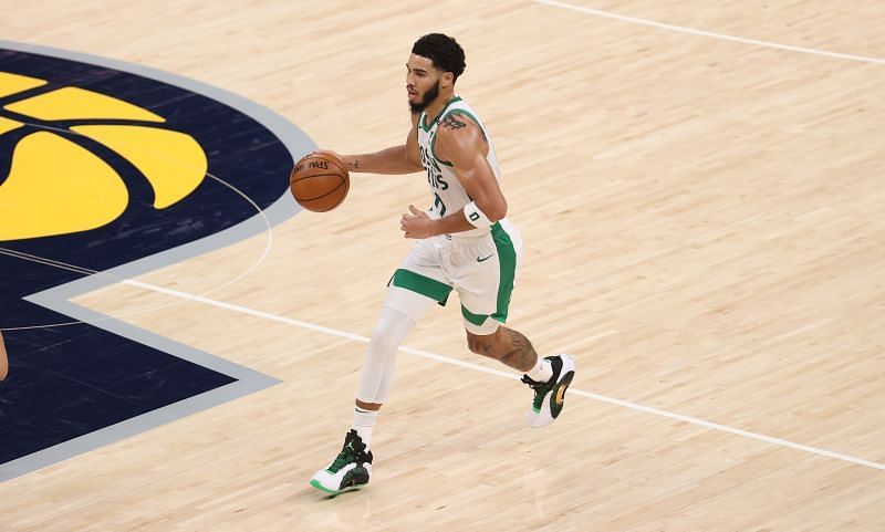 Boston Celtics v Indiana Pacers
