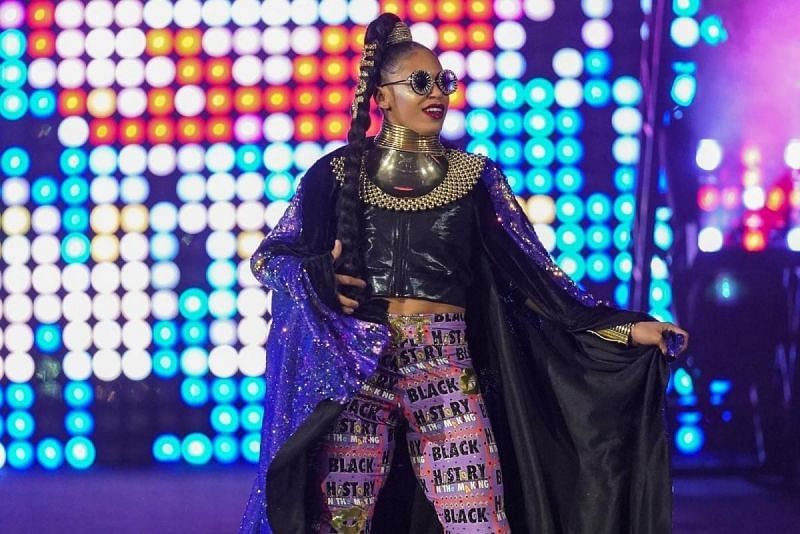 Bianca Belair is the holder of a current Royal Rumble record