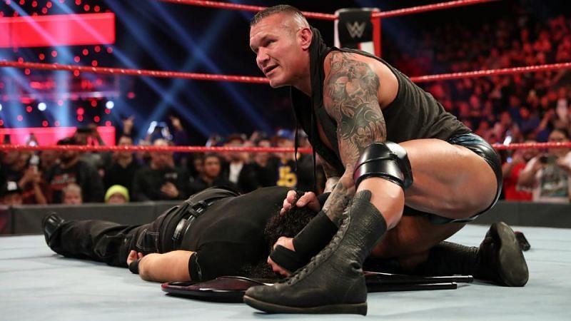 Randy Orton is the best when he is the Legend Killer