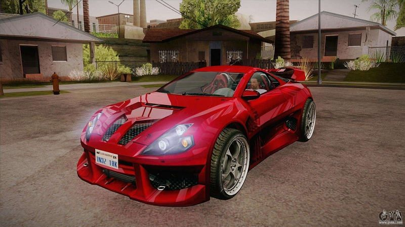 Cars are an integral part of GTA Online (Image via )