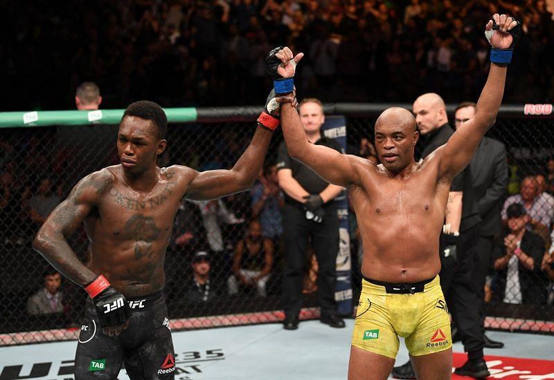 Israel Adesanya could be the UFC