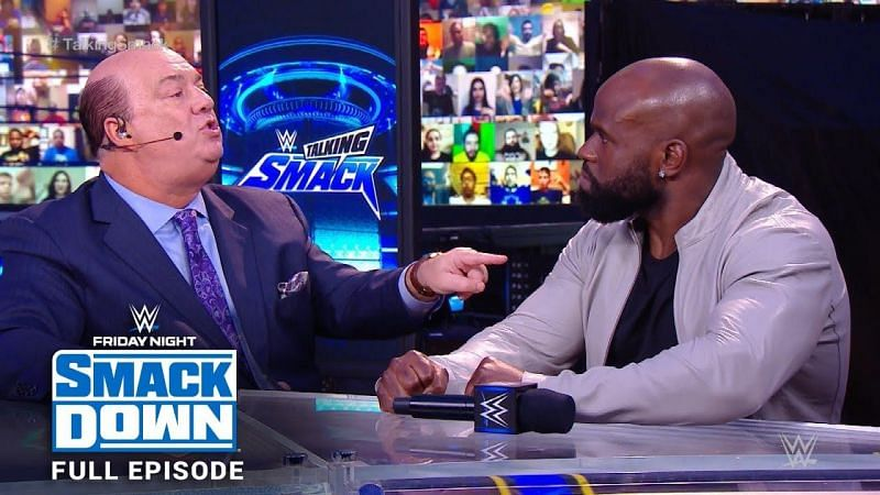 Paul Heyman gave Apollo Crews some tough love on this week