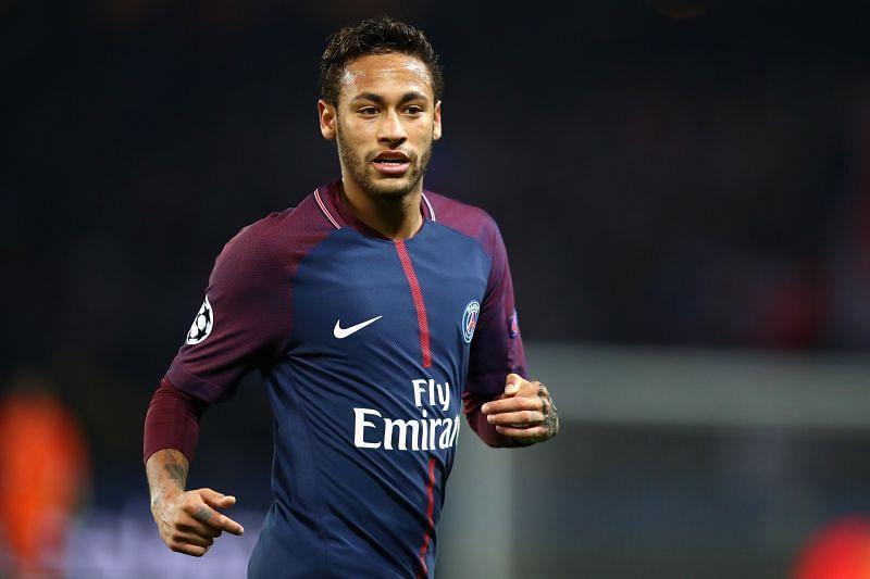 Neymar joined Paris Saint-Germain to enjoy European glory.