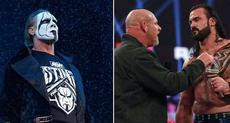 Sting and Goldberg