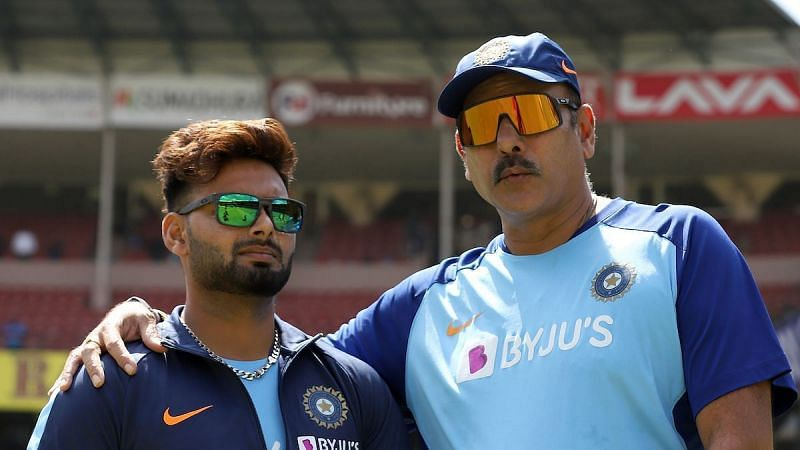 Ravi Shastri backed Rishabh Pant and other youngsters to express themselves