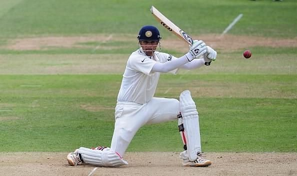 Rahul Dravid played a total of 164 Test matches
