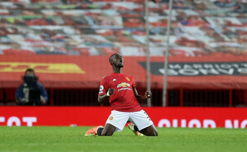Eric Bailly was immense in the heart of United
